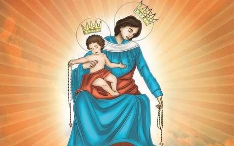 Dia de Nossa Senhora do Rosário: alcance graças rezando para a santa