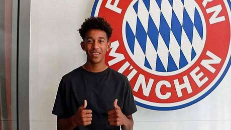 Chris Richards foi contratado pelo Bayern de Munique