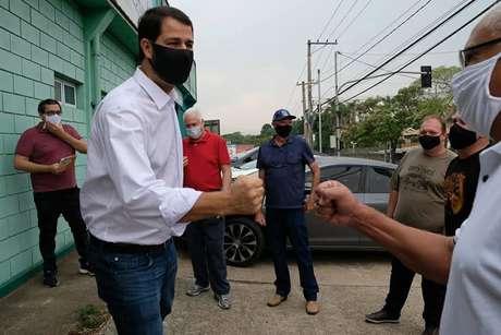Candidato à reeleição em Jundiaí, Luiz Fernando Machado teráo maior tempo de TV
