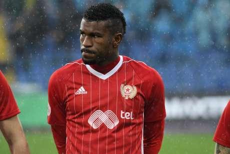 Geferson atua pelo CSKA Sófia, da Bulgária (Foto: Divulgação)