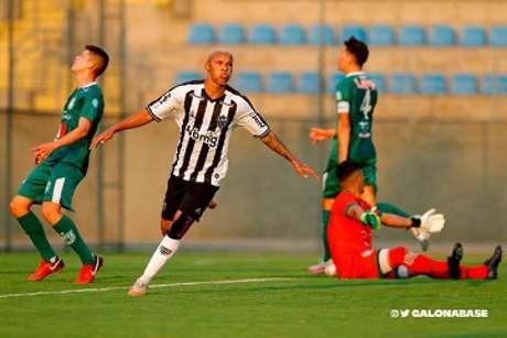 O Galinho foi impiedoso com o time candango e avançou na Copa do Brasil Sub-20-(Bruno Cantini / Agência Galo )