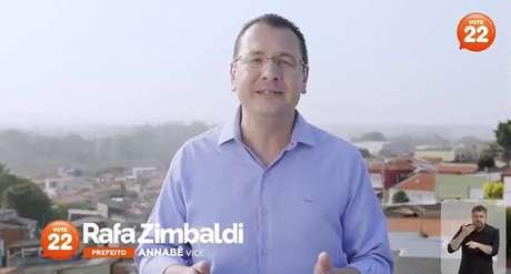 Deputado estadual Rafa Zimbaldi (PL) falou sobre as fragilidades que a pandemia mostrou sobre a cidade de Campinas
