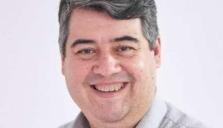 Marco Souza Dateninha, candidato a prefeito de Osasco pelo Solidariedade