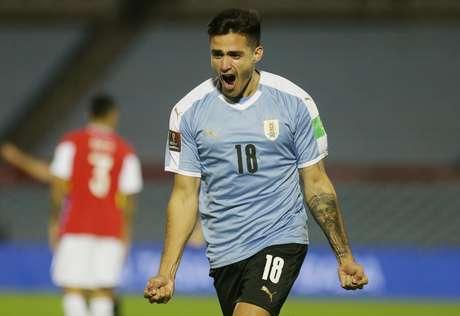Com gol nos acréscimos, Uruguai vence Chile na estreia nas Eliminatórias
