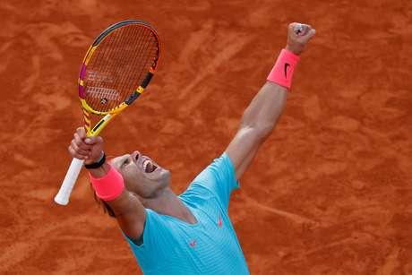 Rafael Nadal conquistou sua 99ª vitória em Roland Garros