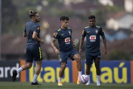 Brasil estreia como mandante nas Eliminatórias pela primeira vez (Foto: Lucas Figueiredo/CBF)
