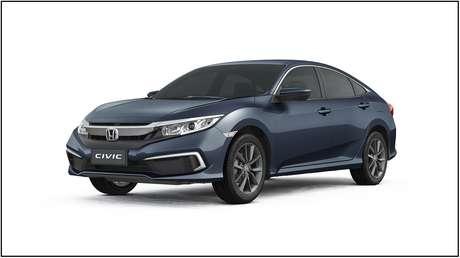 Honda Civic LX 2021: versão de entrada custa R$ 107.200.