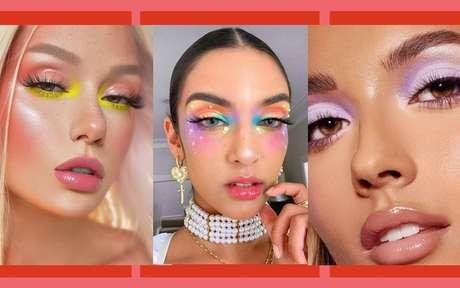 Maquiagem de primavera: tendências que estão bombando na estação