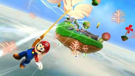 """Em setembro, a Nintendo lançou o""""Super Mario 3D All-Stars,"""" para Switch"""