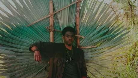 Chadwick Boseman em Destacamento Blood
