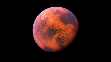 O que é importante perceber na quadratura entre Marte e Plutão - Shutterstock