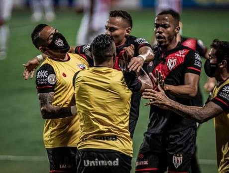 (Foto: Heber Gomes/Atlético-GO)