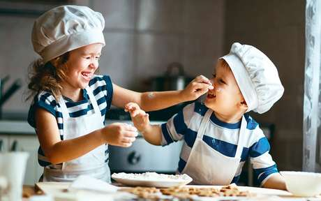 Receitas para o Dia das Crianças: divirta se cozinhando com os pequenos