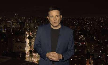 Roberto Cabrini no 'Conexão Repórter'