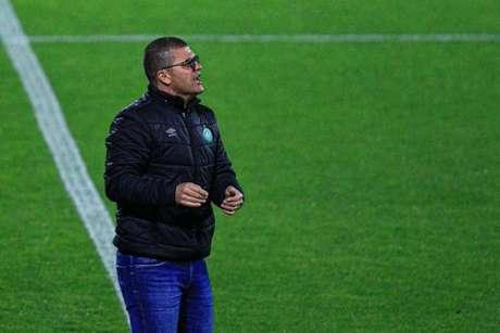 Louzer conduz a Chape em ótima campanha na Série B deste ano e virou alvo da Raposa-(Foto: Márcio Cunha/ACF)