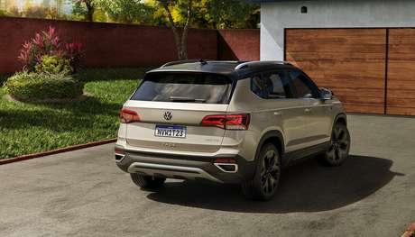 Taos será o primeiro SUV da Volkswagen produzido na Argentina para a região.
