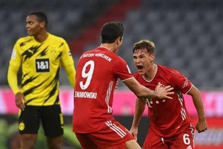 Bayern é o atual campeão da Copa da Alemanha (CHRISTOF STACHE / AFP)