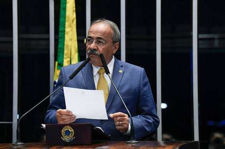 O vice-líder do governo no Senado, Chico Rodrigues (DEM-RR).