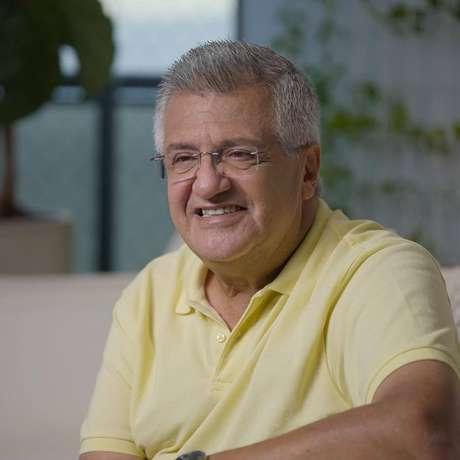 João Carlos Bacelar é o candidato do Podemos na eleição à Prefeitura de Salvador