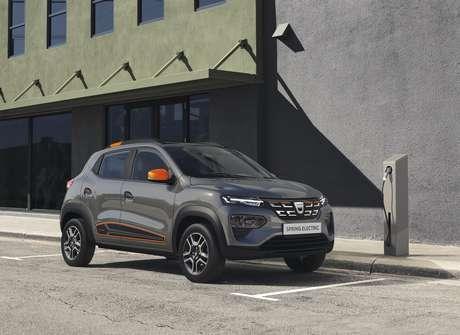 Renault Kwid foi rebatizado de Dacia Spring Electric e pretende revolucionar o segmento na Europa.