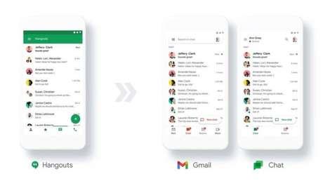 Conversas do Hangouts serão migradas para o Chat (Imagem: Divulgação/Google)