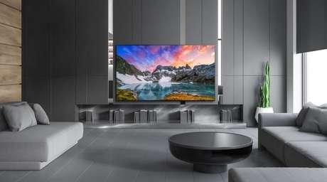 TV LG NanoCell 8K (Imagem: Divulgação/LG)