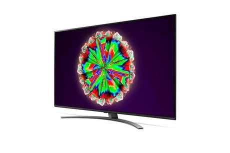 TV LG NanoCell Nano81 (Imagem: Divulgação/LG)