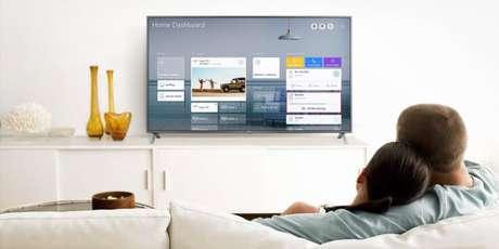 TV LG NanoCell Nano90 (Imagem: Divulgação/LG)