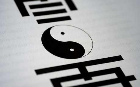Símbolo Yin-Yang que representa o Taoismo -