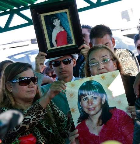 Marisela Escobedo foi assassinada em dezembro de 2010, quando realizava uma manifestação em frente ao Palácio do Governo de Chihuahua