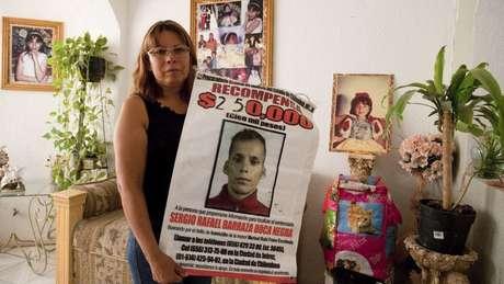Marisela Escobedo lutou sozinha para capturar o assassino de sua filha