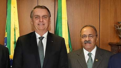 'Quase uma união estável', resumiu o então deputado federal Jair Bolsonaro sobre sua relação com o colega Chico Rodrigues