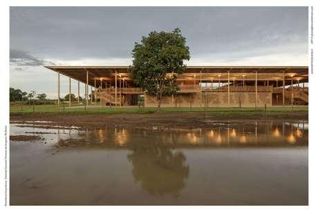 Rosenbaum Arquitetura e Design aplica a bioconstrução em projetos premiados internacionalmente, como a escola Canuanã, no Tocantins