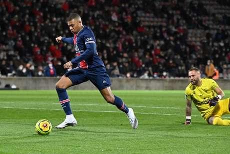 Mbappé foi o grande destaque da partida (Foto: Divulgação/PSG)