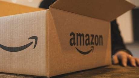 Encomenda da Amazon