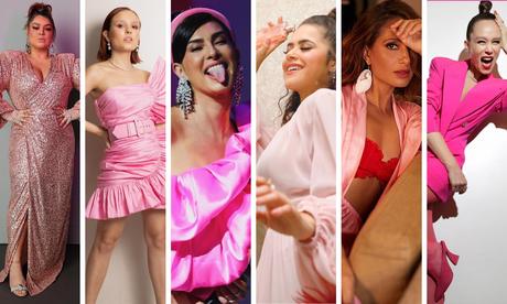 Famosas na Geração Glamour (Fotos: Instagram/Reprodução)