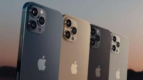 iPhone 12 Pro (Imagem: Apple)