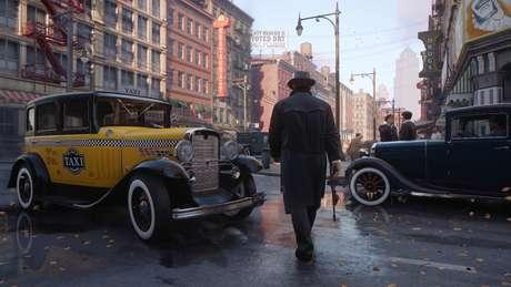 A história de Tommy Angelo continua sendo uma das mais cinematográficas do mundo dos games