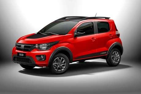 Fiat Mobi Trekking: nova versão aventureira parte de R$ 47.390 e pode chegar a R$ 51.340.