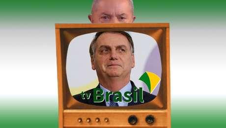 Criada no governo Lula, a TV Brasil somente agora, com Bolsonaro no poder, começa a ter maior destaque na mídia e no Ibope