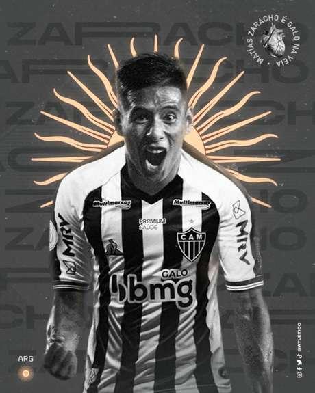 (Foto: Reprodução/Atlético-MG)