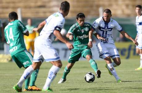Verdão foi goleado pelo Água Santa por 4 a 1 na última série de quatro derrotas seguidas (Cesar Greco/Palmeiras)