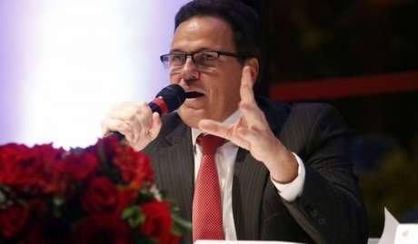 """O VP Geral e Jurídico Rodrigo Dunshee, do Flamengo, falou sobre o """"fim"""" da MP 984 (Foto: Divulgação Site)"""