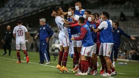 Fluminense vem de empate com o Atlético-MG na última rodada do Brasileirão (Foto: Lucas Merçon/Fluminense FC)