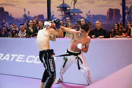 Brasileiros estarão em ação neste domingo no Karate Combat que será transmitido no YouTube (Foto: Divulgação)