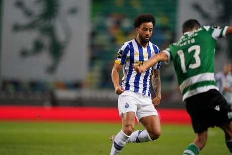 O brasileiro Felipe Anderson estreou pelo Porto neste sábado (Foto: Divulgação)
