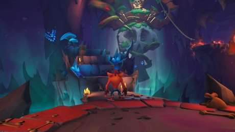 Crash Bandicoot 4 (Imagem: Reprodução/Activision)