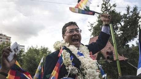 Luis Arce Catacora, ex-ministro de Evo, agora é o favorito nas pesquisas