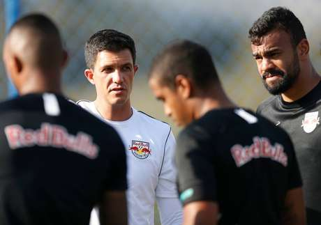 Mauricio Barbieri. técnico do Red Bull Bragantino.