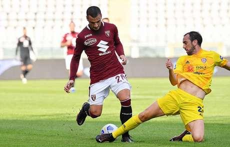 Cagliari venceu o Torino, fora de casa (Foto: Divulgação / Site oficial do Torino)